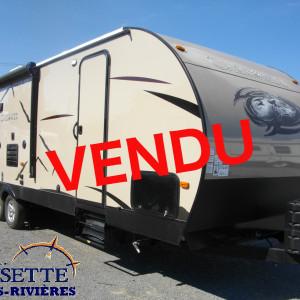 Cherokee 264L 2017 -LM Cossette inc. vr roulotte fifth wheel caravane rv travel trailer
