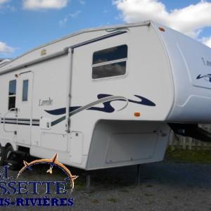 Laredo 27 RK 2001 - LM Cossette inc. vr roulotte fifth wheel caravane rv travel trailer