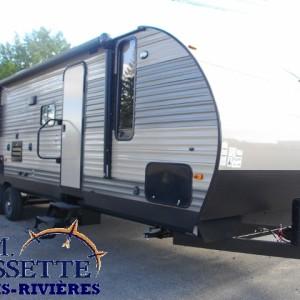 Cherokee 294 BH 2017 - LM Cossette inc. vr roulotte fifth wheel caravane rv travel trailer