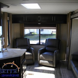 Cherokee 264 L 2017 - LM Cossette inc. vr roulotte fifth wheel caravane rv travel trailer