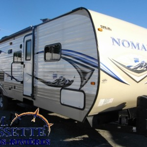 Nomad 312 , 2014 - LM Cossette inc. vr roulotte fifth wheel caravane rv travel trailer