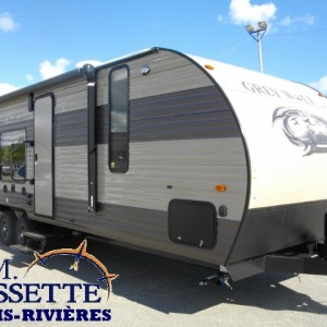 Grey Wolf 26 RR 2017 - LM Cossette inc. vr roulotte fifth wheel caravane rv travel trailer
