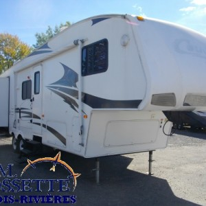 Cougar 289 BHS 2008 - LM Cossette inc. vr roulotte fifth wheel caravane rv travel trailer