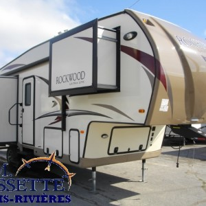 Rockwood 2650 WS 2017 - LM Cossette inc. vr roulotte fifth wheel caravane rv travel trailer