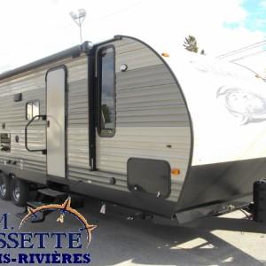 Cherokee 274 DBH 2017 - LM Cossette inc. vr roulotte fifth wheel caravane rv travel trailer
