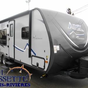 Apex 249 RBS 2017 - LM Cossette inc. vr roulotte fifth wheel caravane rv travel trailer