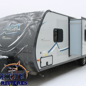 Apex 288 BHS 2017 - LM Cossette inc. vr roulotte fifth wheel caravane rv travel trailer