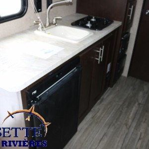 Wolf pup 16 bhs Limited 2017 - LM Cossette inc. - VR roulotte fifth wheel caravane rv travel trailer