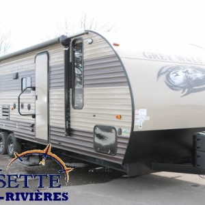 Grey Wolf 29 BH 2018 - LM Cossette inc. vr roulotte fifth wheel caravane rv travel trailer