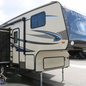 Sunset Trail 270 BH 2012 - LM Cossette inc. vr roulotte fifth wheel caravane rv travel trailer