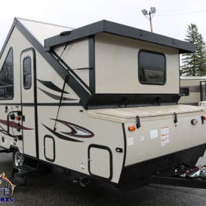 Rockwood A214 HW 2018 - LM Cossette inc. vr roulotte fifth wheel caravane rv travel trailer