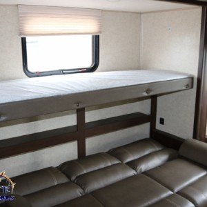 Grey Wolf 27 DBS 2018 - LM Cossette inc. vr roulotte fifth wheel caravane rv travel trailer