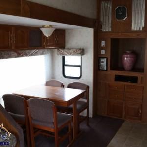 Sierra 30 RLSS 2003 - LM Cossette inc. vr roulotte fifth wheel caravane rv travel trailer
