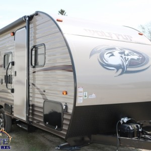 Wolf Pup 16 BHS 2016 - LM Cossette inc. vr roulotte fifth wheel caravane rv travel trailer
