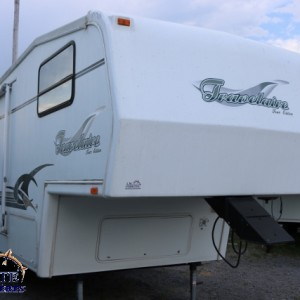 Travelaire 25 MGT 2000 - LM Cossette inc. vr roulotte fifth wheel caravane rv travel trailer