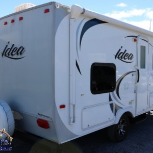Idea I-17 , 2012 - LM Cossette inc. vr roulotte fifth wheel caravane rv travel trailer