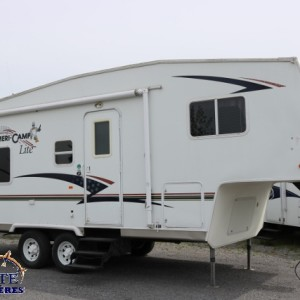 Ameri Camp 23 RD 2006 - LM Cossette inc. vr roulotte fifth wheel caravane rv travel trailer