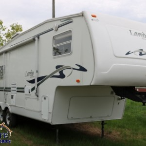 Laredo 27 RL 2002 - LM Cossette inc. vr roulotte fifth wheel caravane rv travel trailer