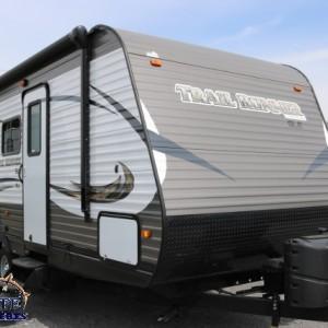 Trail Runner 21 SLE 2016 - LM Cossette inc vr roulotte fifth wheel caravane rv travel trailer
