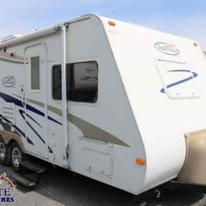 Trail Cruiser 21 RBH 2007 - LM Cossette inc vr roulotte fifth wheel caravane rv travel trailer