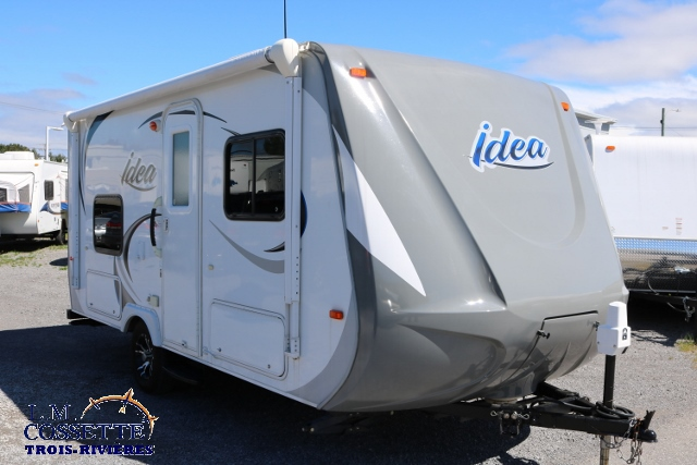 Idea I-17 2012- LM Cossette inc. vr roulotte fifth wheel caravane rv travel trailer
