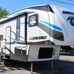 Arctic Wolf 255 DRL4 2018 - LM Cossette inc. vr roulotte fifth wheel caravane rv travel trailer