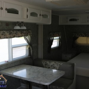 Antigua 225 RB 2004 - LM Cossette inc. vr roulotte fifth wheel caravane rv travel trailer