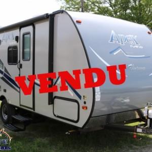 Apex 191 RBS 2018 - LM Cossette inc. vr roulotte fifth wheel caravane rv travel trailer
