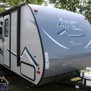 Apex Nano 191 RBS 2018 -LM Cossette inc. vr roulotte fifth wheel caravane rv travel trailer