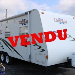 Crossover 210 QB 2008 - LM Cossette inc. vr roulotte fifth wheel caravane rv travel trailer