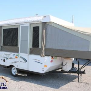 Flagstaff 206 LTD 2014 - LM Cossette inc. vr roulotte fifth wheel caravane rv travel trailer