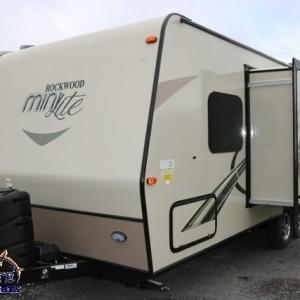 Rockwood 2304 KS 2018 - LM Cossette inc. vr roulotte fifth wheel caravane rv travel trailer