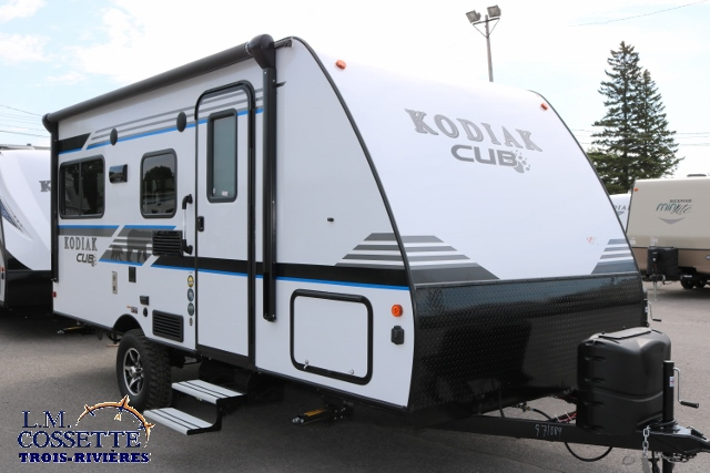 Kodiac Cub 176 RD 2018 - LM Cossette inc. vr roulotte fifth wheel caravane rv travel trailer