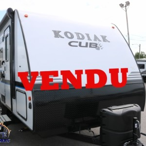 Kodiac Cub 175 BH 2018 - LM Cossette inc. vr roulotte fifth wheel caravane rv travel trailer