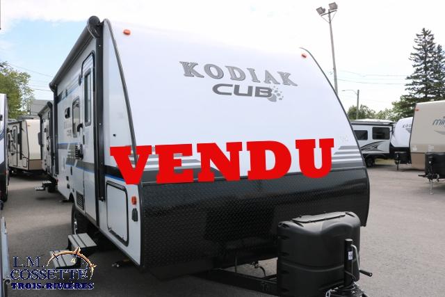 Kodiac Cub 175 BH 2018 - LM Cossette inc. vr roulotte fifth wheel caravane rv travel trailer