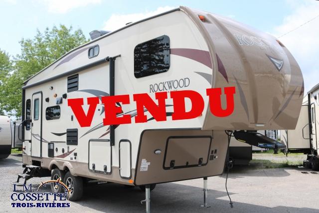Rockwood 2440 WS 2018 LM Cossette inc vr roulotte fifth wheel caravane rv travel trailer