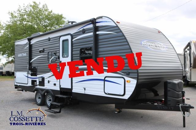 Aspen Trail 2340 BHS 2018- LM Cossette inc. vr roulotte fifth wheel caravane rv travel trailer
