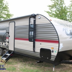 Grey Wolf 26 BHSE 2018 - LM Cossette inc. vr roulotte fifth wheel caravane rv travel trailer
