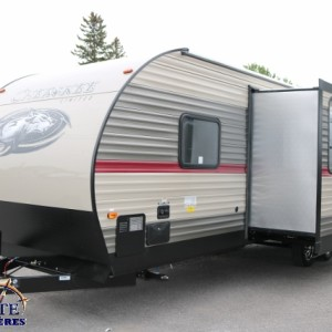 Cherokee 274 DBH 2018 - LM Cossette inc. vr roulotte fifth wheel caravane rv travel trailer