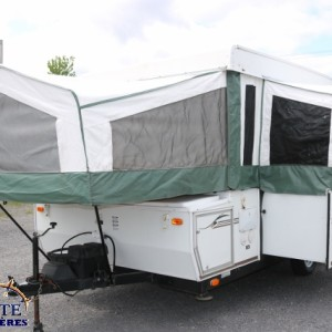 Flagstaff 725 D 2005 - LM Cossette inc. vr roulotte fifth wheel caravane rv travel trailer