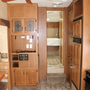 Cruiser 27 RL 2010 - LM Cossette inc. vr roulotte fifth wheel caravane rv travel trailer