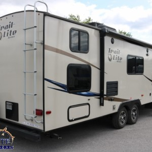 Trail Lite Sport 27 BHS 2014 - LM Cossette inc. vr roulotte fifth wheel caravane rv travel trailer