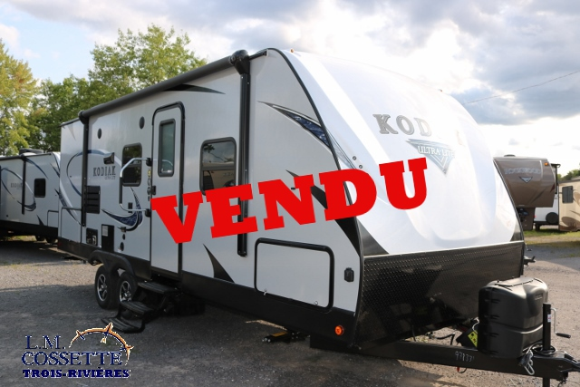 Kodiac 233 RBSL 2018 -LM Cossette inc. vr roulotte fifth wheel caravane rv travel trailer