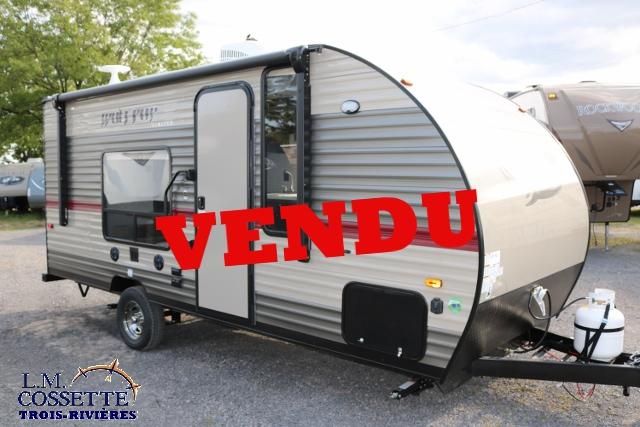 Wolf Pup 16 FQ 2018 - LM Cossette inc vr roulotte fifth wheel caravane rv travel trailer