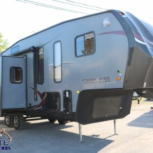 Cherokee 255 P 2014 -LM Cossette inc. vr roulotte fifth wheel caravane rv travel trailer