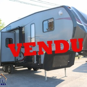 Cherokee 255 P 2014 -LM Cossette inc. vr roulotte fifth wheel caravane rv travel trailer