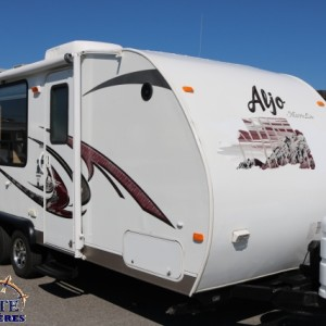Aljo 192 2011 - LM Cossette inc. vr roulotte fifth wheel caravane rv travel trailer