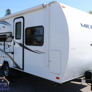 Flagstaff Micro Lite 19 RB 2014 - LM Cossette inc. vr roulotte fifth wheel caravane rv travel trailer
