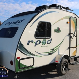 R-Pod RP176 2014 - LM Cossette inc. vr roulotte fifth wheel caravane rv travel trailer
