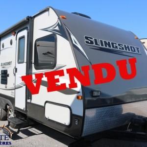 Slingshot 21 FD 2013 - LM Cossette inc. vr roulotte fifth wheel caravane rv travel trailer
